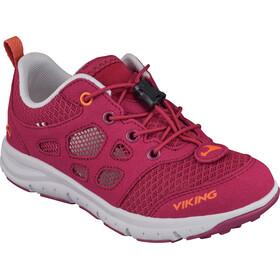 Viking Footwear Saratoga Air - Chaussures Enfant - rose